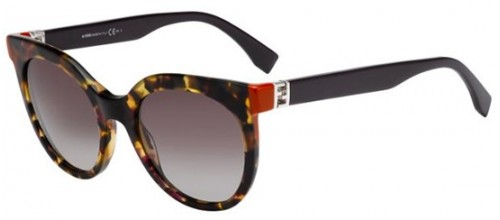 Fendi THE FENDISTA FF 0129/S MFX/N3