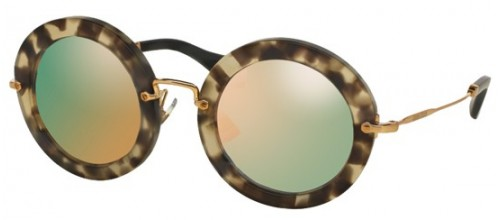Солнцезащитные очки Miu Miu SMU13N цвет UBB-2D2
