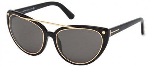 Tom Ford EDITA FT 0384 01A