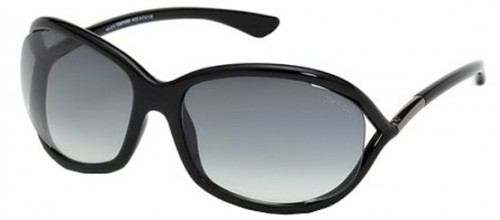 Tom Ford JENNIFER FT 0008 01B A