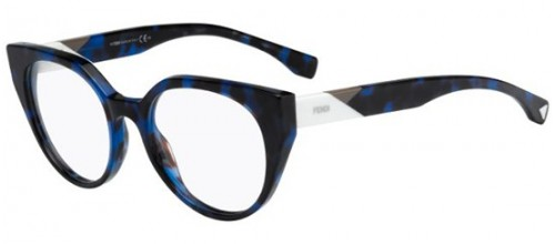 Fendi FENDI FACETS FF 0160 YBV