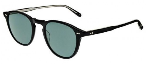Garrett Leight HAMPTON BLACK BK/BS