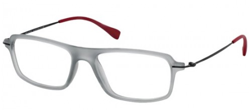 Prada Linea Rossa PRADA SPORT RED FEATHER VPS 03FV TIL/1O1