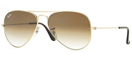 Ray-Ban  AVIATOR LARGE METAL RB 3025 001/51 A