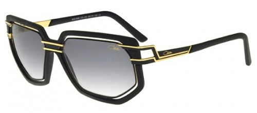 Cazal 9066 MATTE BLACK GOLD 002 G
