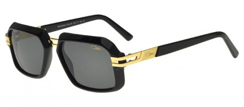 Cazal 6004-3 BLACK GOLD 001 B