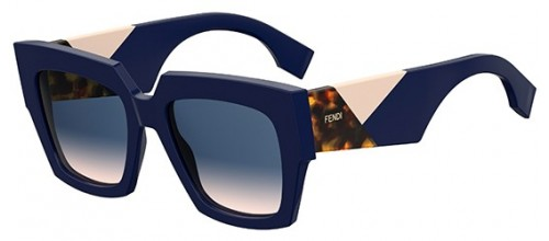 Fendi FENDI FACETS FF 0263/S PJP/I4