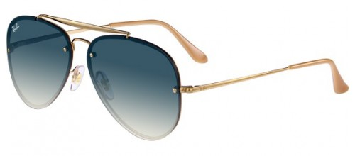 Ray-Ban  BLAZE LARGE AVIATOR RB 3584N 001/19