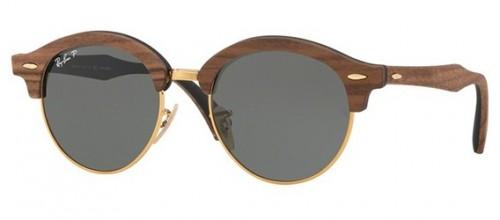 Ray-Ban  CLUBROUND WOOD RB 4246M 1181/58 A
