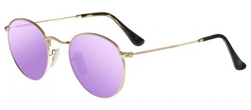 Ray-Ban  ROUND METAL RB 3447N 001/8O A)