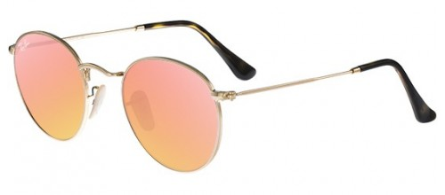 Ray-Ban  ROUND METAL RB 3447N 001/Z2 D)