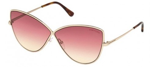 Tom Ford ELISE-02 FT 0569 28T A