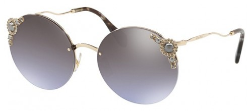 Miu Miu PEARL COLLECTION SMU52TS WO4-2H2