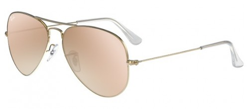 AVIATOR LARGE METAL RB 3025