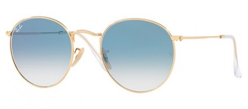 Ray-Ban  ROUND METAL RB 3447N 001/3F A