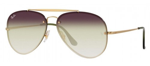 Ray-Ban  BLAZE LARGE AVIATOR RB 3584N 9140/0R