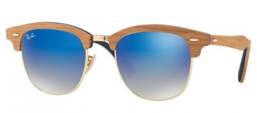 Ray-Ban  CLUBMASTER WOOD RB 3016M 1180/7Q