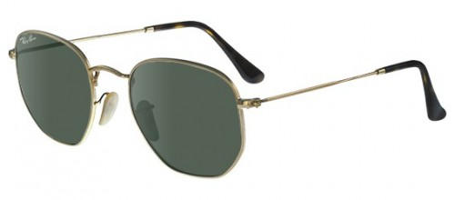 Ray-Ban  HEXAGONAL METAL RB 3548N 001