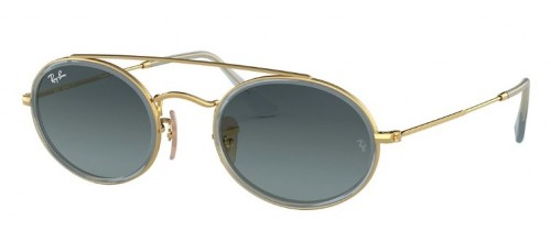 Ray-Ban  OVAL DOUBLE BRIDGE RB 3847N 9123/3M