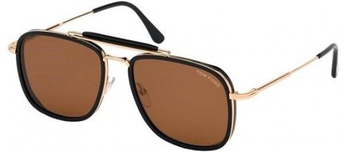 Tom Ford HUCK FT 0665 01E