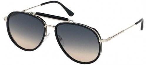 Tom Ford TRIPP FT 0666 01B A