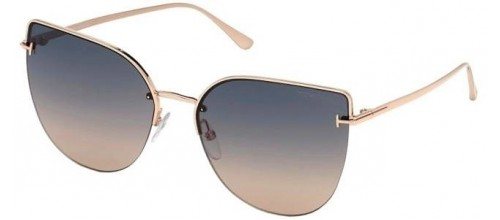 Tom Ford INGRID-02 FT 0652 28B K