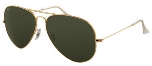 AVIATOR LARGE METAL II RB 3026