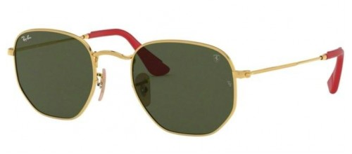 Ray-Ban  HEXAGONAL RB 3548NM SCUDERIA FERRARI F008/31