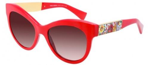 Солнцезащитные очки Dolce & Gabbana MOSAICO DG 4215 цвет 588/13