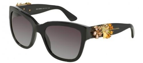 Солнцезащитные очки Dolce & Gabbana ENCHANTED BEAUTIES DG 4247B цвет 501/8G