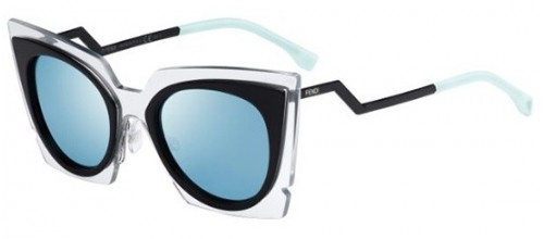 Солнцезащитные очки Fendi ORCHIDEA FF 0117 цвет IBZ/3J