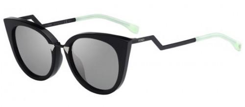 Солнцезащитные очки Fendi ORCHIDEA FF 0118 цвет AQM/UE