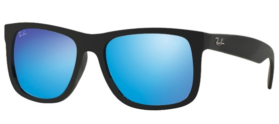 Ray-Ban JUSTIN RB 4165 цвет 622 55 - Солнцезащитные очки ... 1915137cabfee