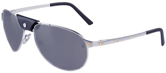6691a78da2b37 Cartier SANTOS DE CARTIER T8200891 цвет T8200891 - Солнцезащитные ...
