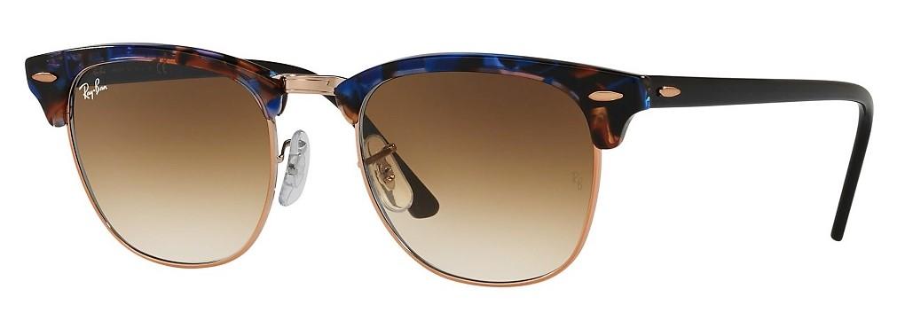 694d77f8e383 Ray-Ban CLUBMASTER RB 3016 цвет 1256 51 - Солнцезащитные очки ...