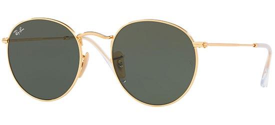 Ray-Ban ROUND METAL RB 3447N цвет 001 - Солнцезащитные очки ... 0654ccb461a